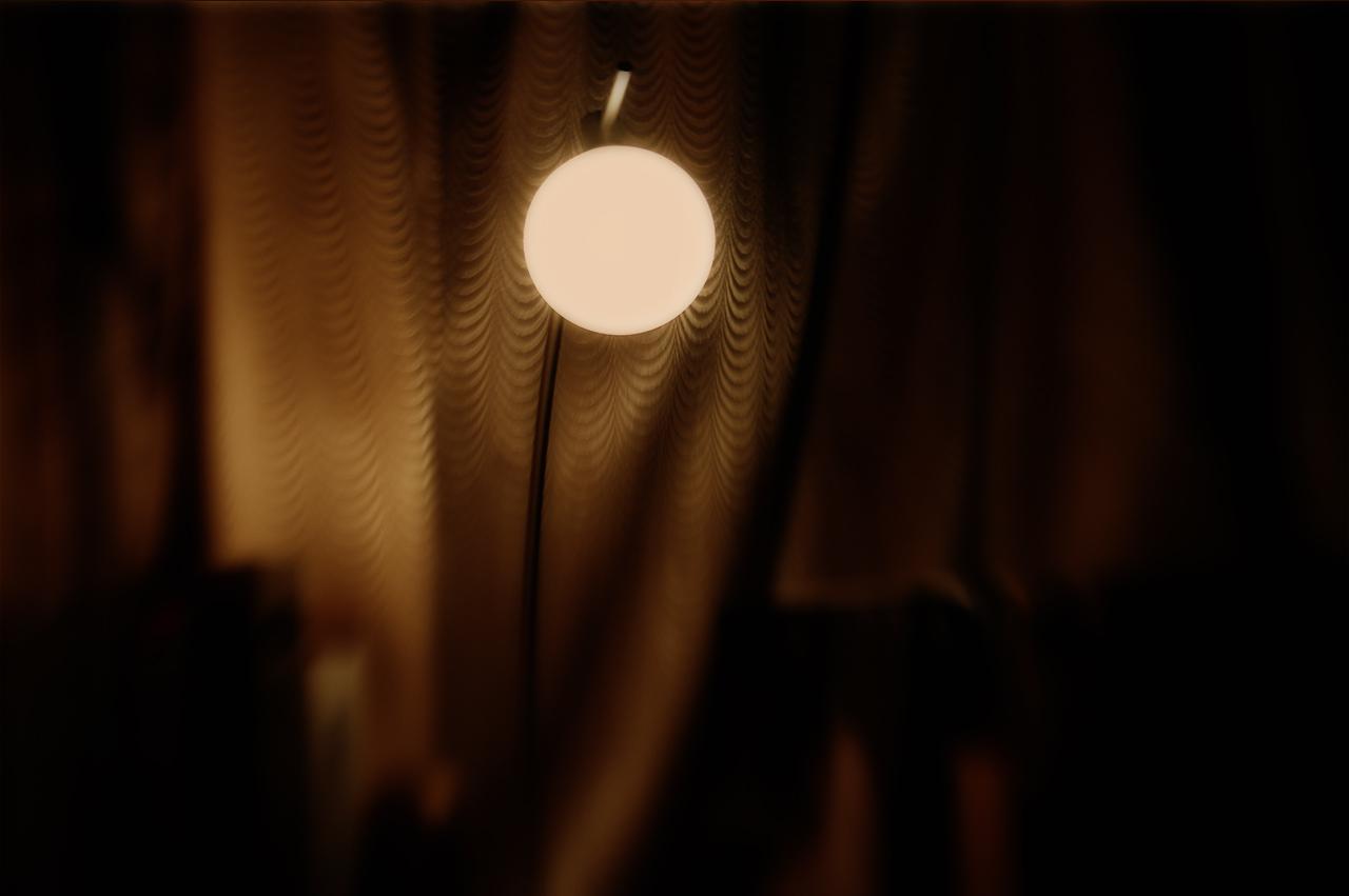 不完整暫存檔 #19:黯黃一盞燈