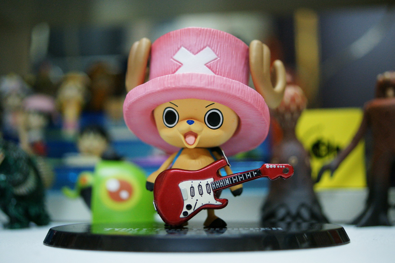 Chopper the Guitarist