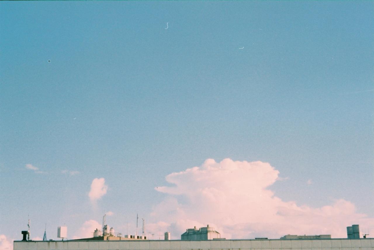 delightful sky